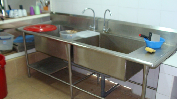 Complete Bakery Factory For Sale In Bali Stainless Steel