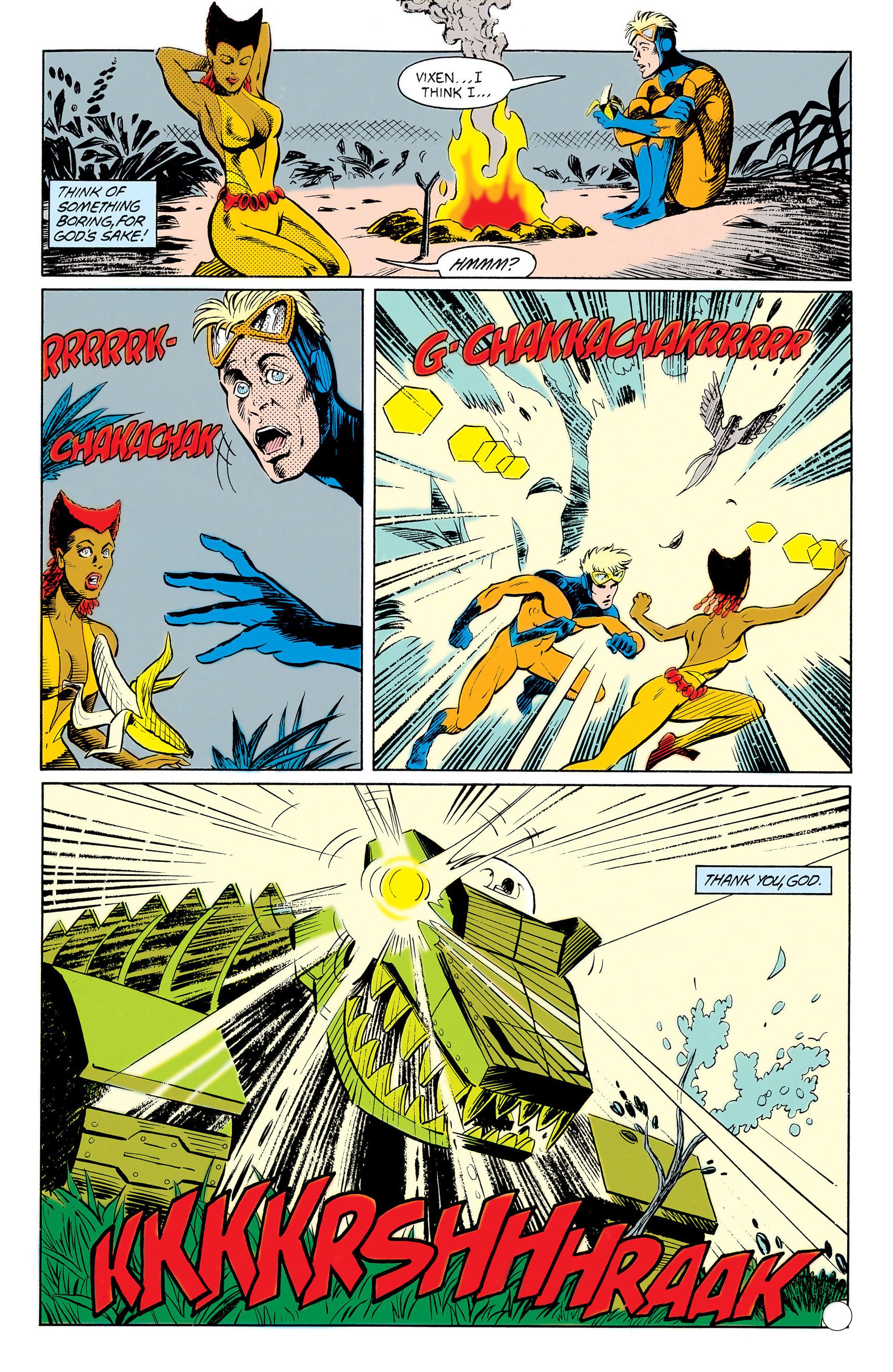 Read online Animal Man (1988) comic -  Issue #11 - 14