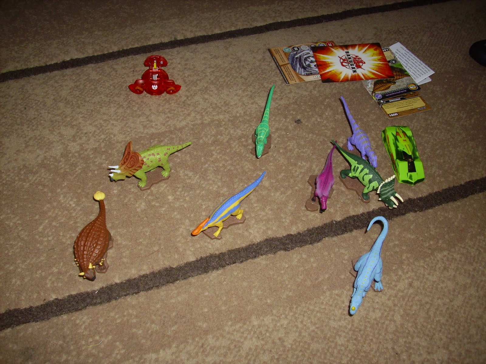 Dinosaur King Toys