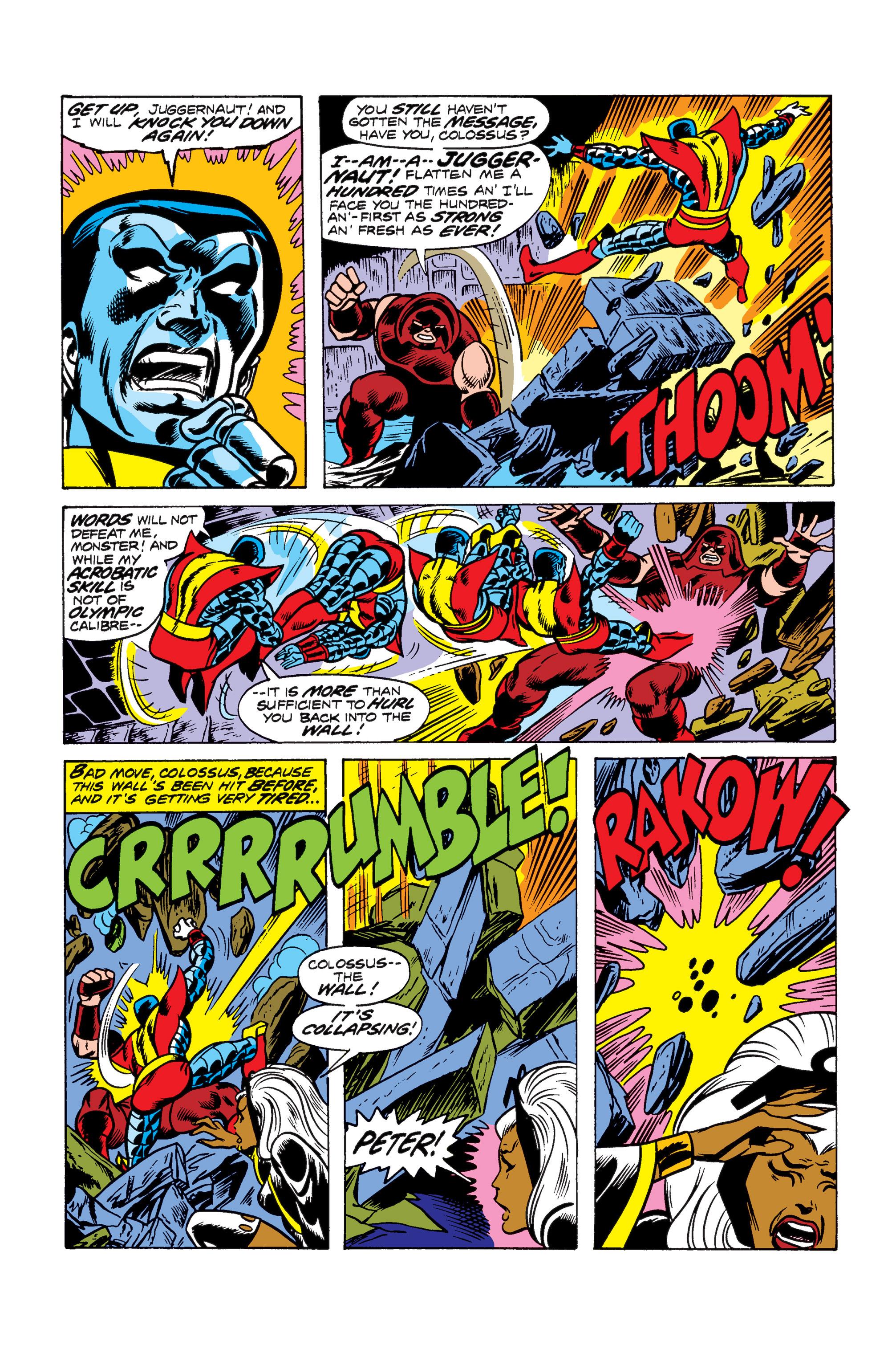 Uncanny X-Men (1963) 102 Page 16