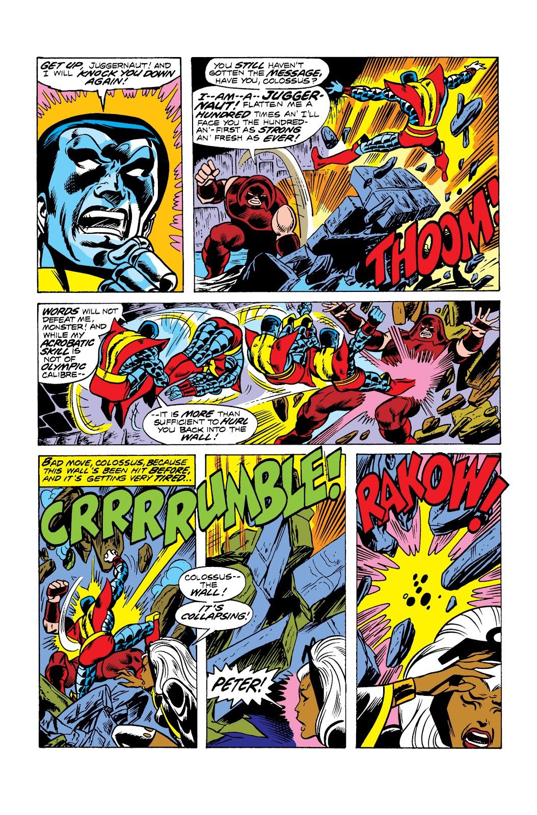 Uncanny X-Men (1963) issue 102 - Page 17