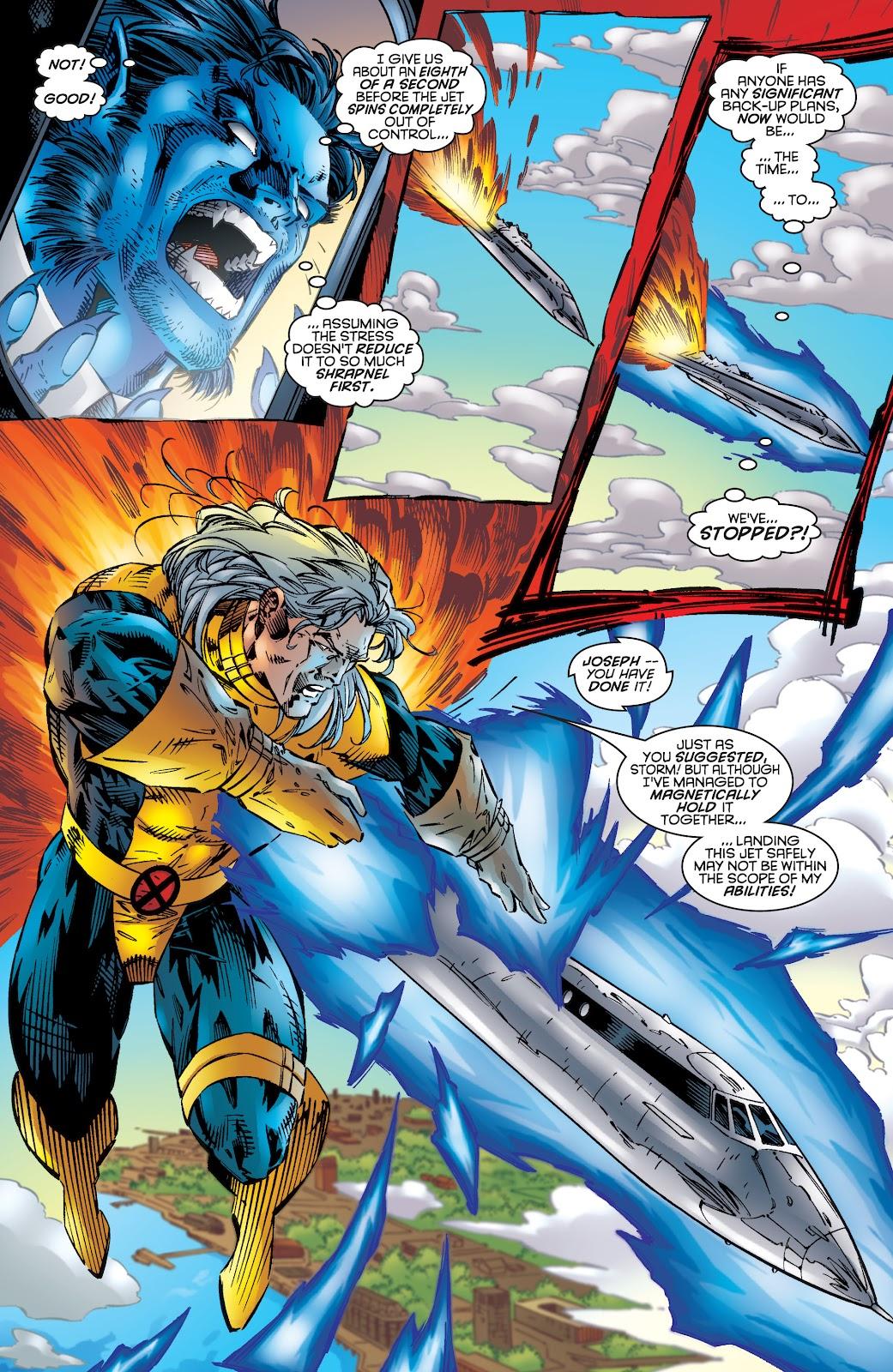 Uncanny X-Men (1963) issue 339 - Page 17
