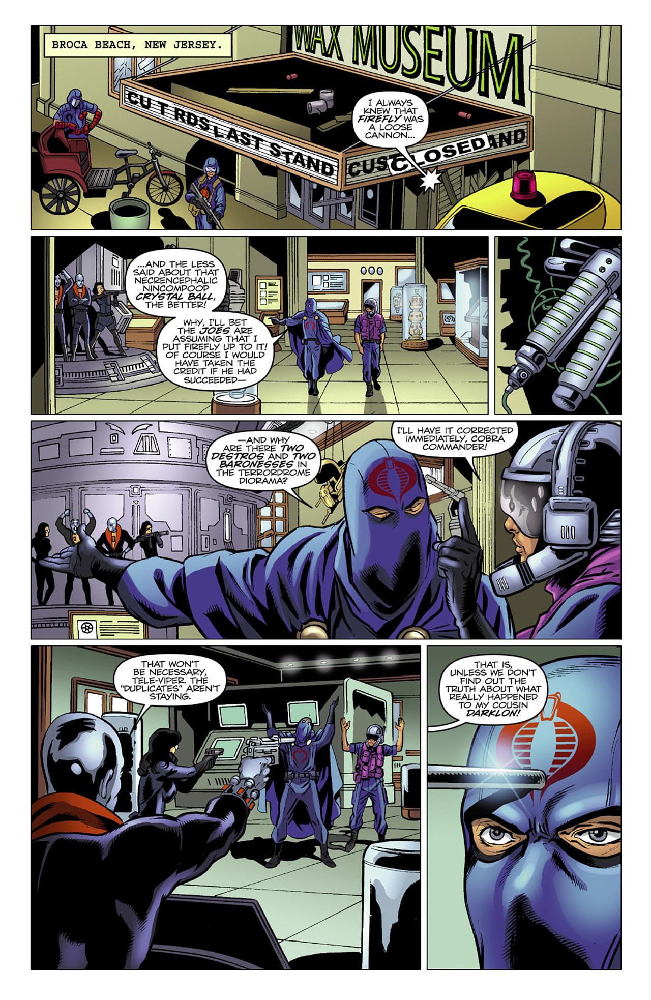 G.I. Joe: A Real American Hero 170 Page 21