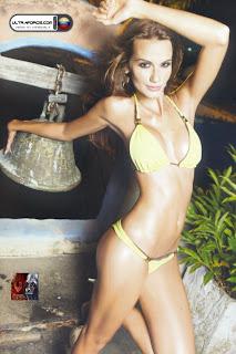 alexa nikolas: Ariana Dechen Bikini Photo Shoot