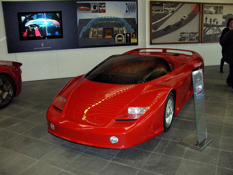 NAPSTERs!: A super rare Ferrari!!!