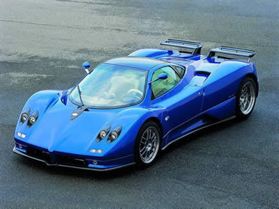 napsters!: welcome to the mad world of pagani!