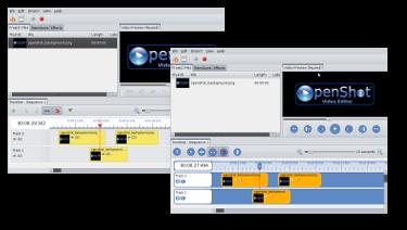 Install OpenShot Video Editor 1 0 in Ubuntu Karmic