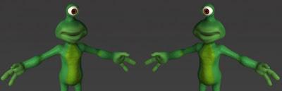 Texturing an Alien Blender Tutorial