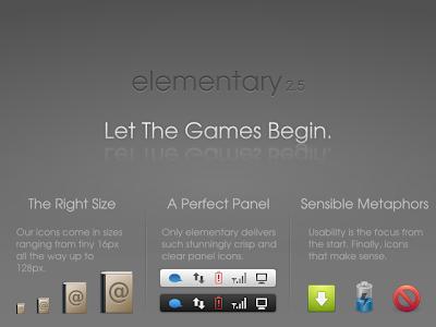 Elementary Icon Theme