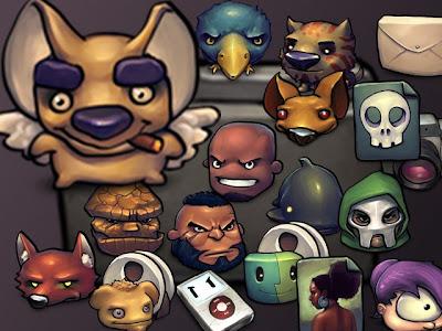 Buuf icon theme