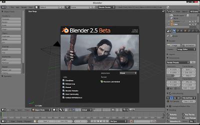 blender 2.56 beta ubuntu ppa