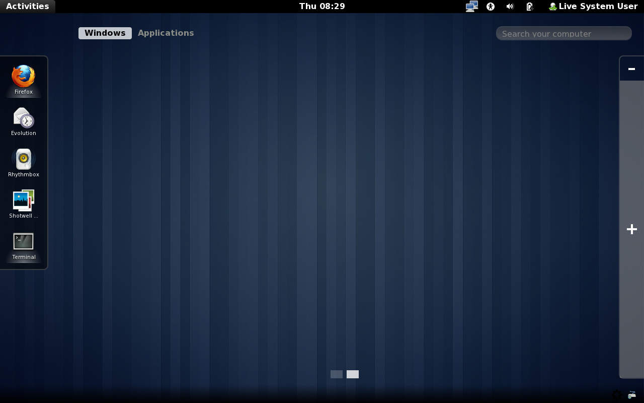GNOME Shell Review - It's Starting to Look Good Already