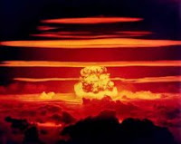 DAKOTA: Test:Dakota; Date:June 25 1956; Operation:Redwing; Site:Bikini Atoll lagoon, Yurochi (Dog) Island; Detonation:Barge, 5000 feet off Yurochi Island; Yield:1.1Mgt; Type:Fission/Fusion