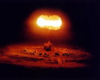 STOKES-YELLOW: Test:Stokes; Date:August 7 1957; Operation:Plumbbob; Site:Nevada Test Site (NTS), Area 7b; Detonation:Baloon, altitude - 1500ft; Yield:19kt; Type:Fission