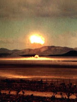 WASP: Test: Wasp; Date: February 8, 1955; Operation: Teapot; Site: Nevada Test Site (NTS), Frenchman Flats; Detonation: Airdrop, altitude - 1500ft; Yield: 1kt; Type: Fission
