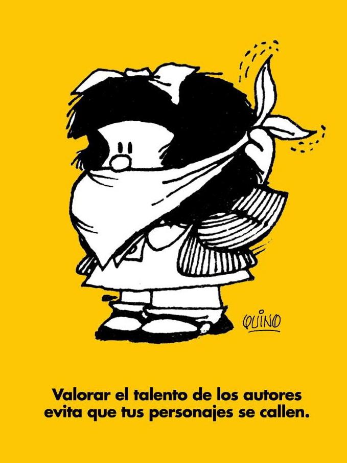 Tarjetas De Cumpleaños Para Una Amiga Mafalda