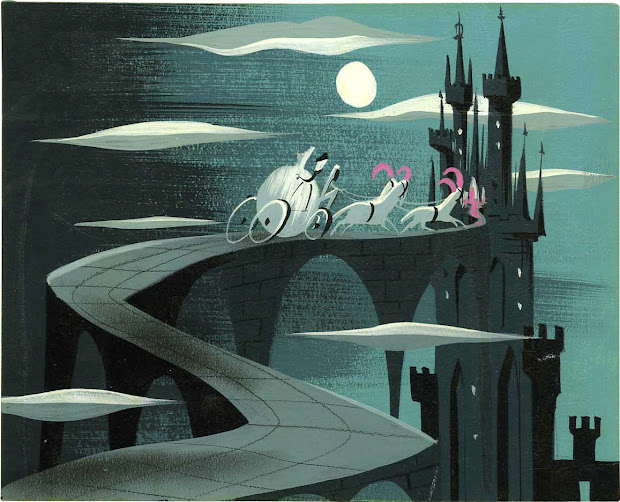 Mary Blair Cinderella Concept Art