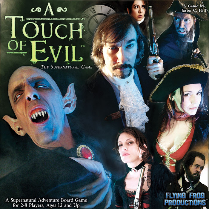 a touch of evil game