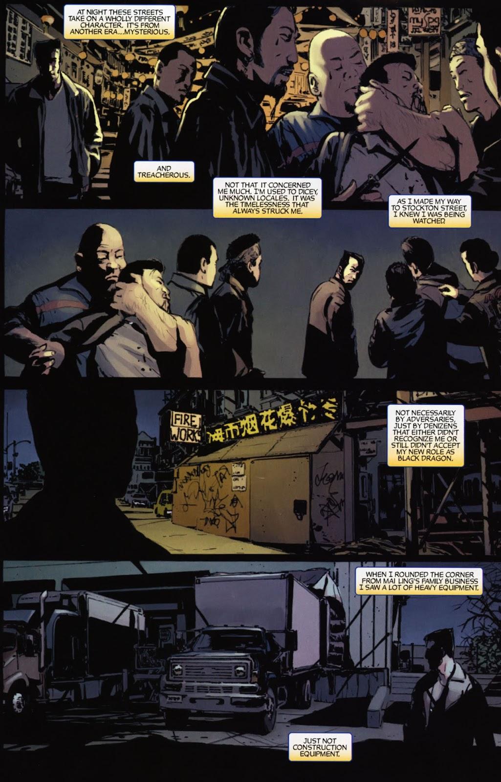 Read online Wolverine (2003) comic -  Issue #900 - 21