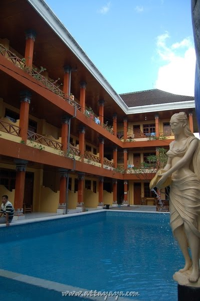 Daftar Cheap Hotel Murah Legian Kuta Beach Bali | Attayaya