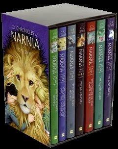 Livros para Celular: As Crônicas de Nárnia - C. S. Lewis