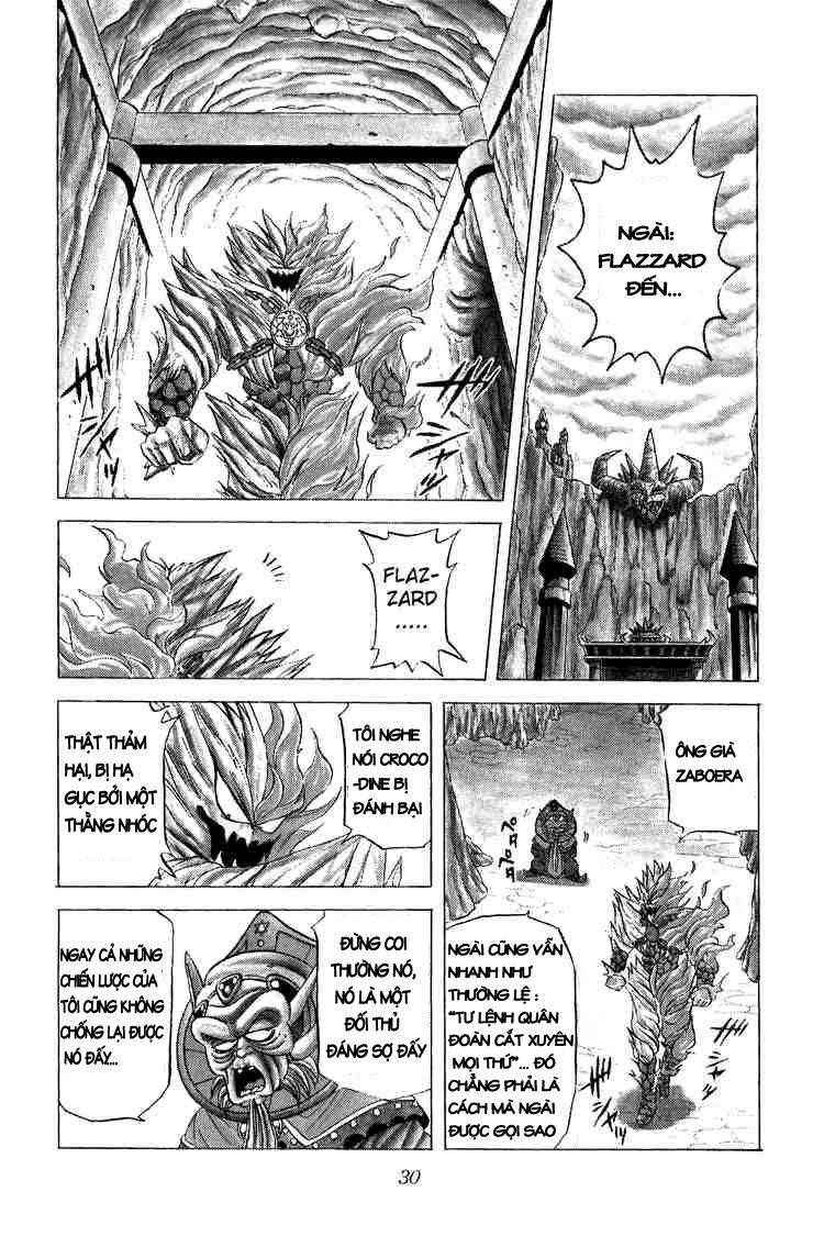Dấu ấn rồng thiêng chap 33 trang 6