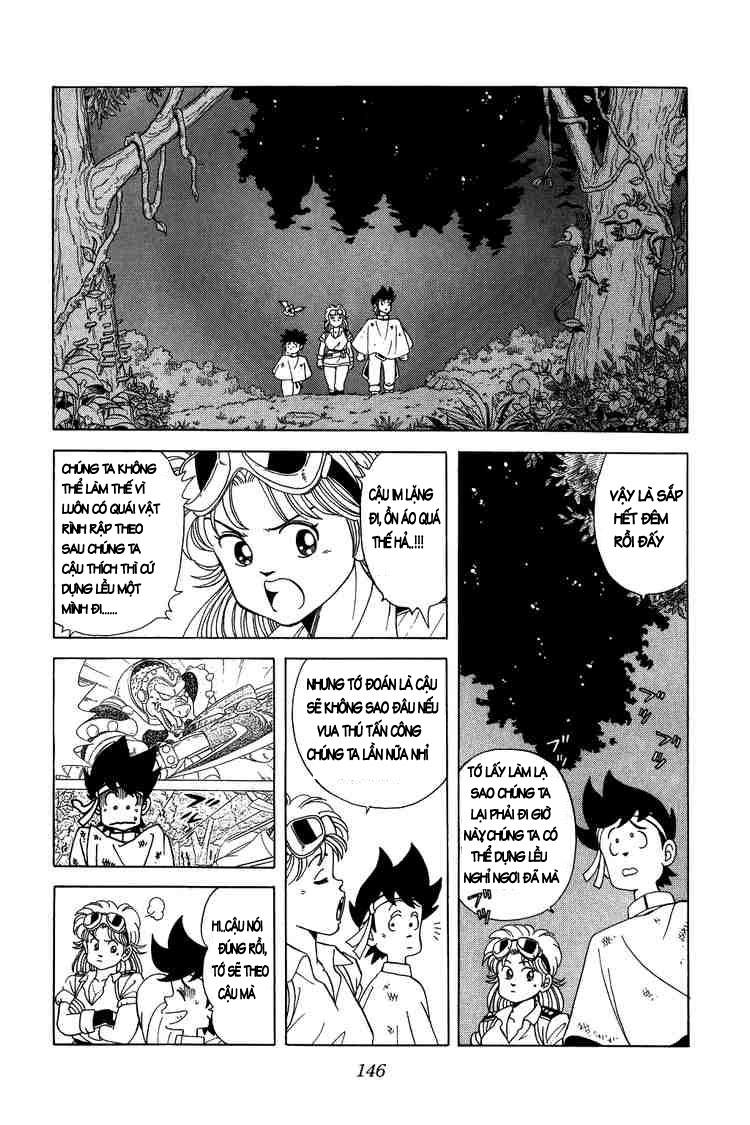 Dấu ấn rồng thiêng chap 23 trang 2