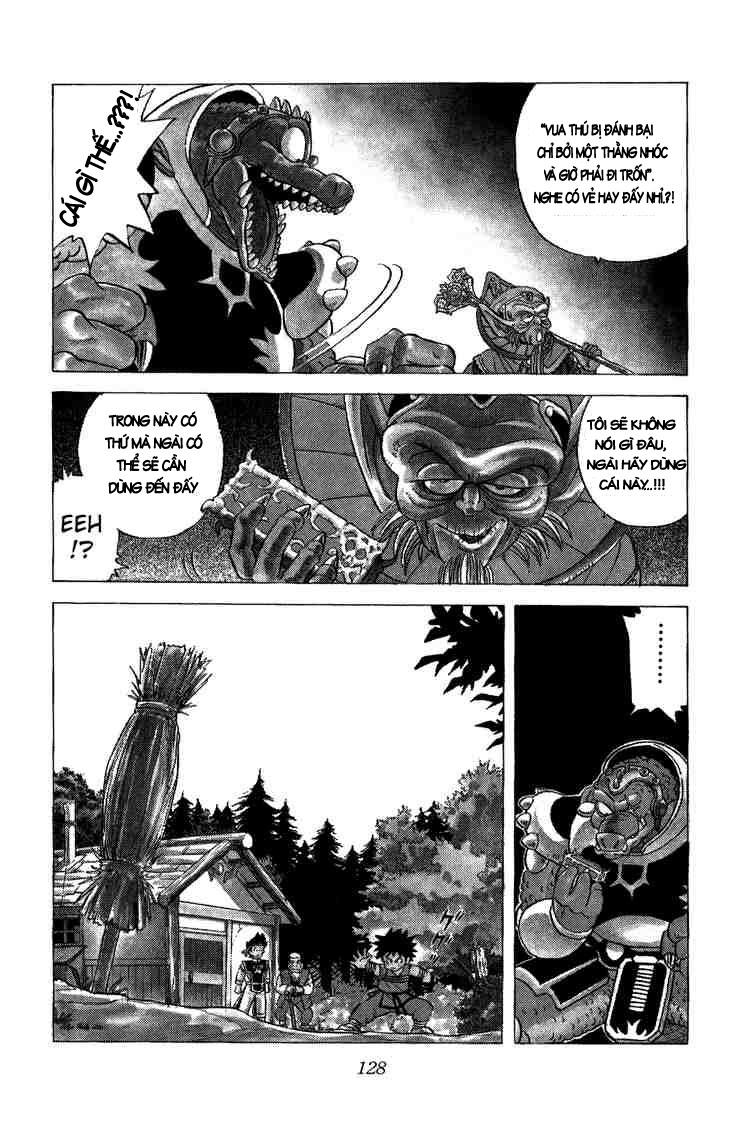 Dấu ấn rồng thiêng chap 22 trang 5