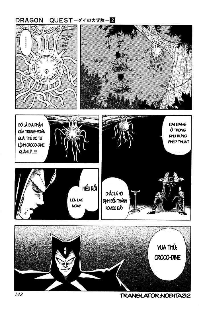 Dấu ấn rồng thiêng chap 16 trang 18