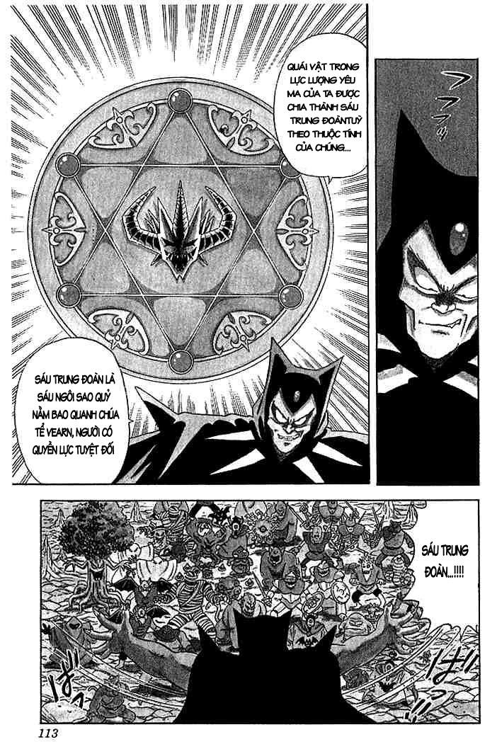 Dấu ấn rồng thiêng chap 15 trang 9