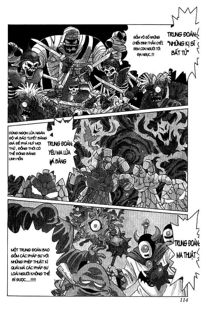 Dấu ấn rồng thiêng chap 15 trang 10