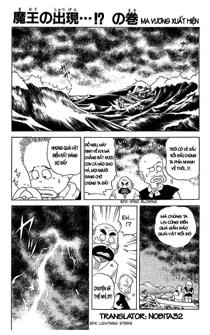 Dấu ấn rồng thiêng chap 9 trang 1