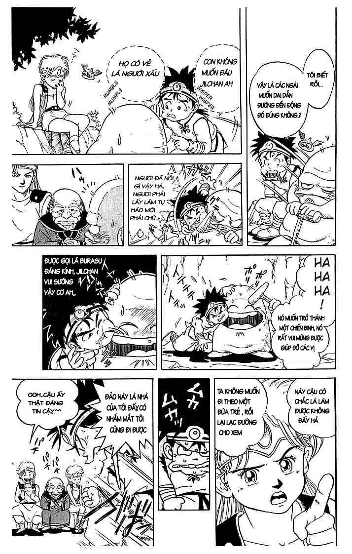 Dấu ấn rồng thiêng chap 3 trang 8