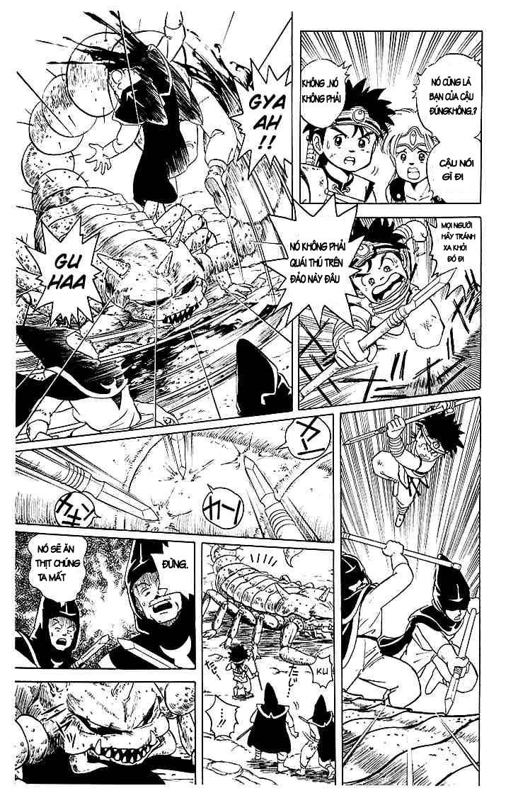 Dấu ấn rồng thiêng chap 3 trang 14