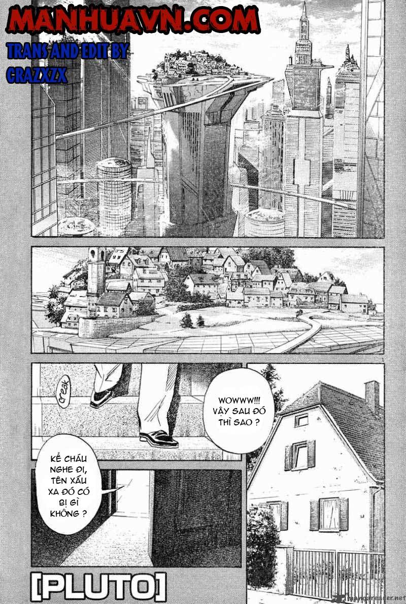 Pluto chapter 29 trang 2