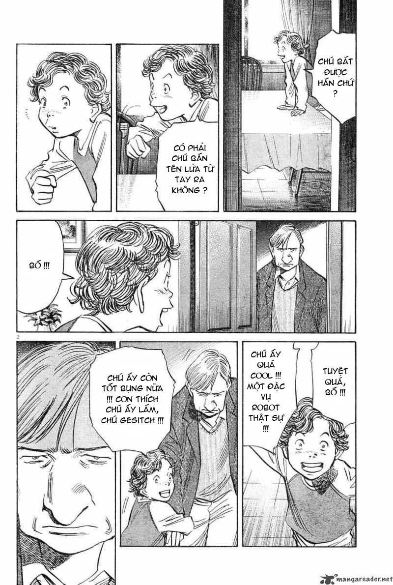 Pluto chapter 29 trang 3