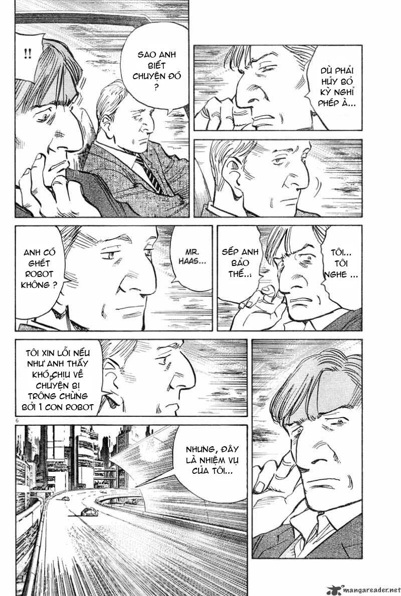 Pluto chapter 29 trang 7