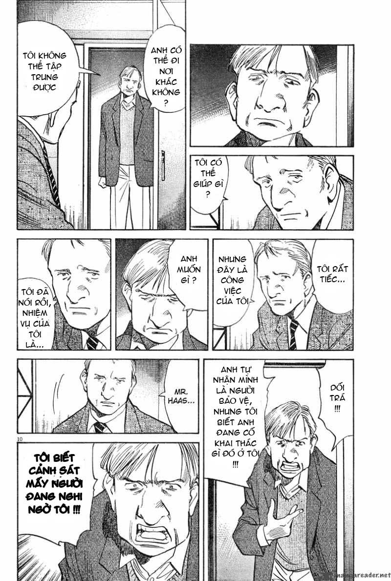Pluto chapter 29 trang 11