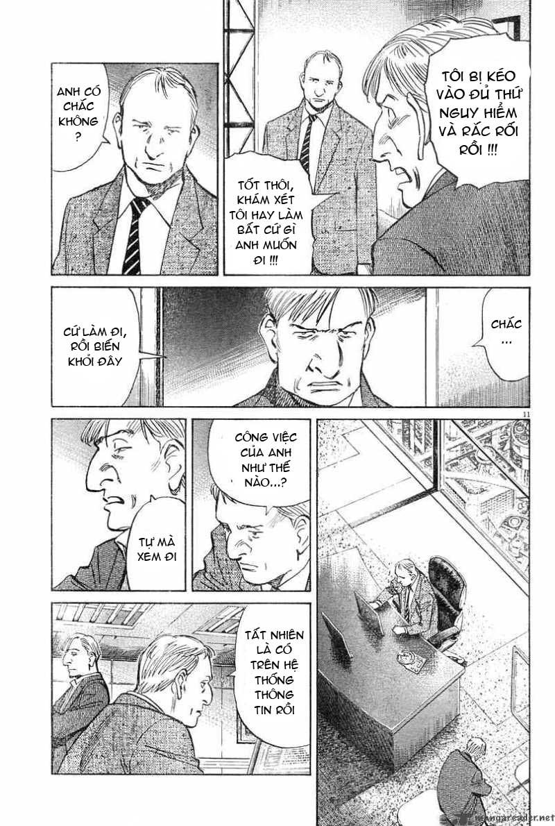 Pluto chapter 29 trang 12
