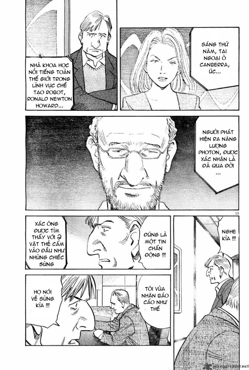 Pluto chapter 29 trang 14