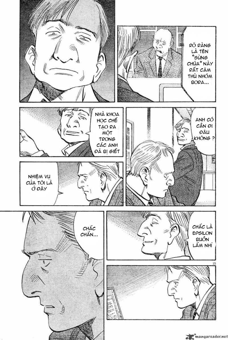 Pluto chapter 29 trang 16