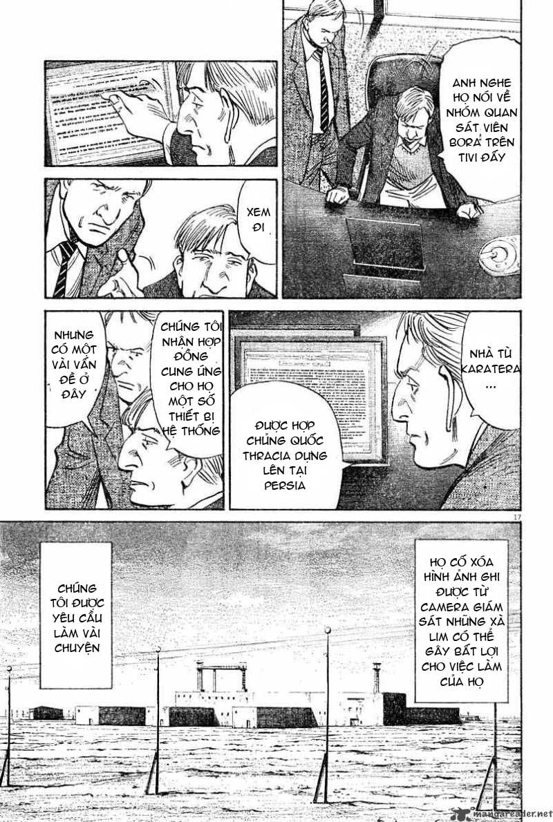 Pluto chapter 29 trang 18