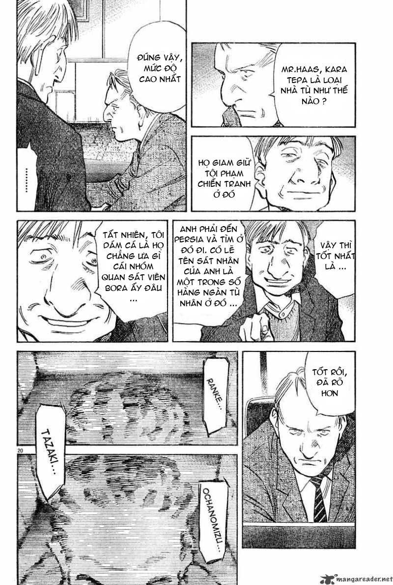 Pluto chapter 29 trang 21