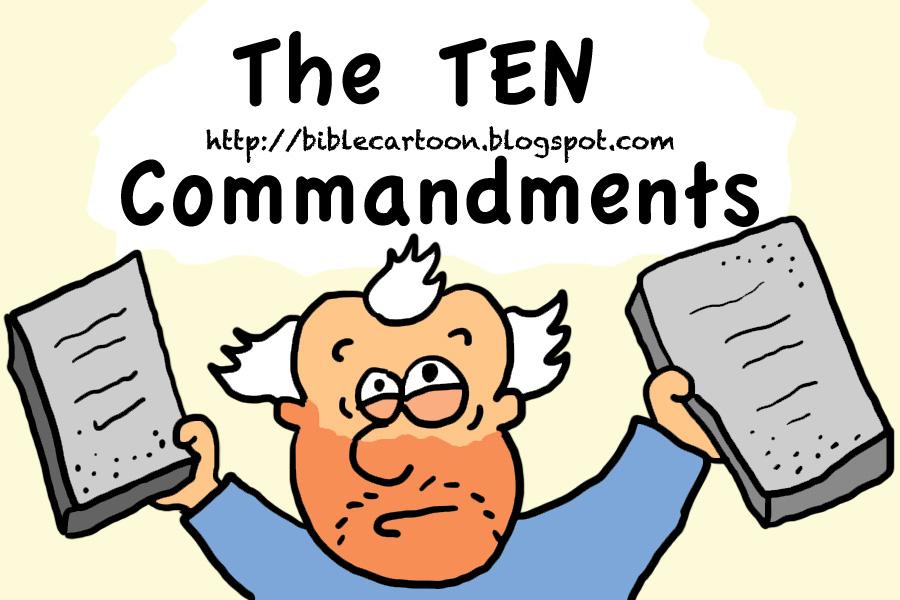 10 commandments bible # 83