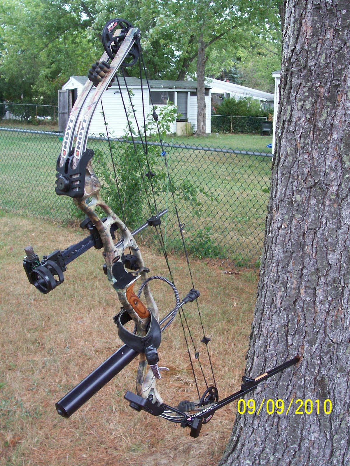 Archery Critic: U-Slide Bow Holder