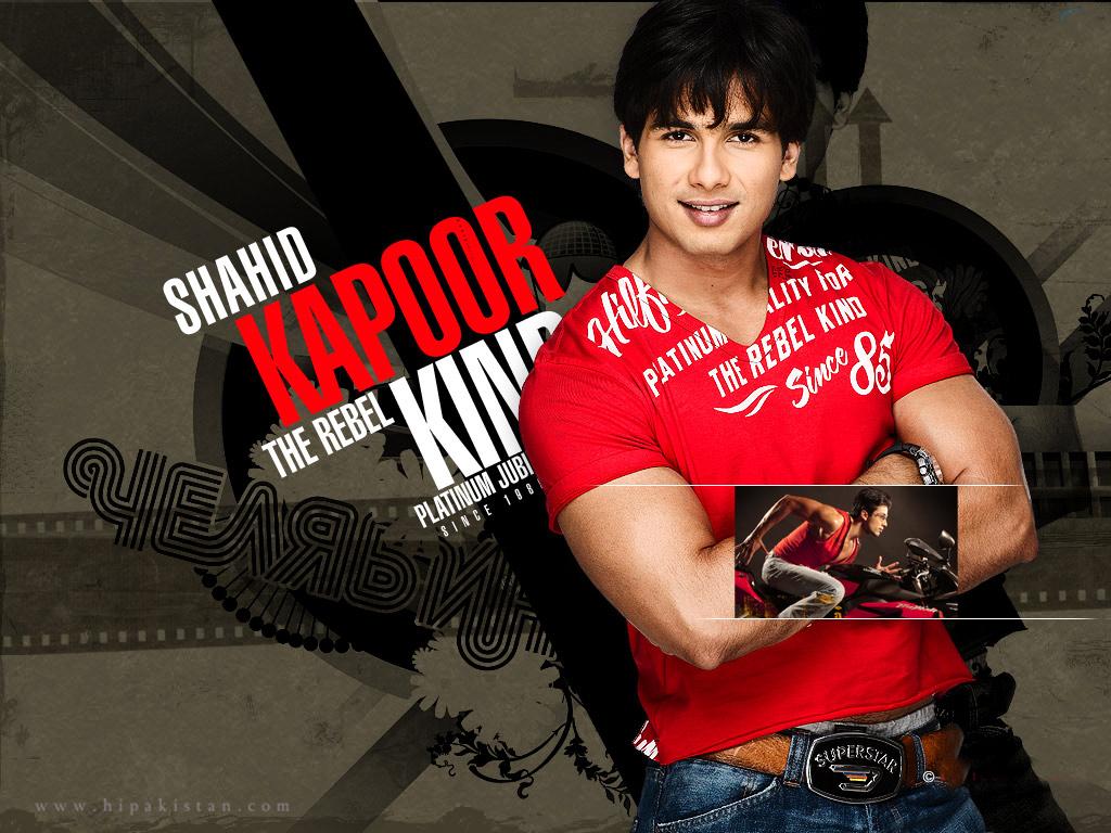 Celebrities Wallpapers: SHAHID KAPOOR HD WALLPAPERS
