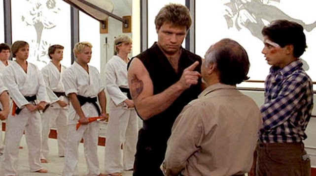 John Kreese Quotes. QuotesGram