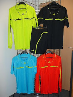 c35efd9e3  World Cup 2010 Colours  Neon-yellow  Punjab-black  Cyan-blue  Poppy-red .  Compared with the current Adidas referee ...