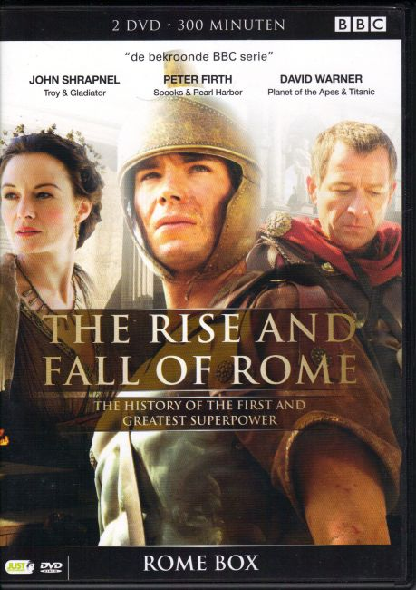 Ancient Rome: The Rise and Fall of an Empire - what time