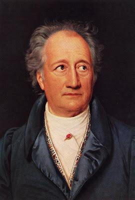 Geestgrond Vandaag In Sepia Johann Wolfgang Von Goethe
